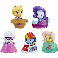 My Little Pony Cutie Mark Party Style Nagy csomag - Figurák