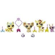 Littlest Pet Shop Varázslatos állatok multipack - Játékszett