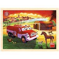 Tatra Tűzoltóság - Puzzle
