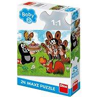 A Kisvakond a születésnapját ünnepli - Puzzle