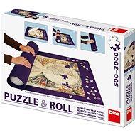 Puzzle kirakó szőnyeg - Puzzle