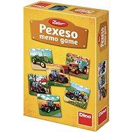 Memóriajáték Pexeso: Zetor - Pexeso