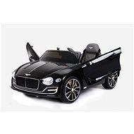 Bentley EXP 12 fekete prototípus - Elektromos autó gyerekeknek