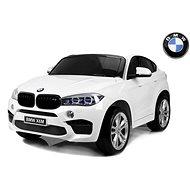 BMW X6 M fehér - Elektromos autó gyerekeknek