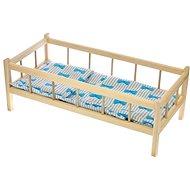 Faágy ágyneművel - Játék bútor