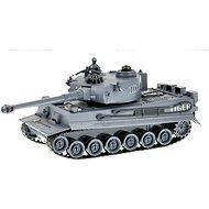 RC tank, szürke - Távvezérelhető tank