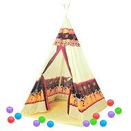 Kids Teepee indián sátor - Gyereksátor