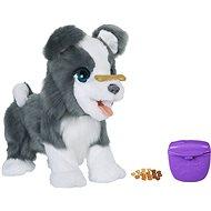 FurReal Ricky Interaktív kutya tartozékokkal - Plüssjáték