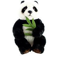 Panda gallyal - Plüssmackó