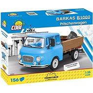 Cobi Barkas B1000 teherautó - Építőjáték