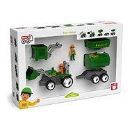 Multigo Farm Set - Játékautó készlet