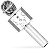 Eljet Globe Silver Karaoke mikrofon - Mikrofon