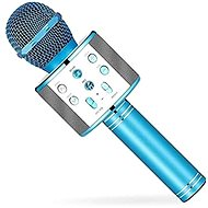 Eljet Globe Blue Karaoke mikrofon - Mikrofon