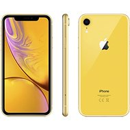 iPhone Xr 64GB sárga - Mobiltelefon