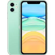 iPhone 11 128GB zöld - Mobiltelefon