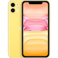 iPhone 11 256GB sárga - Mobiltelefon
