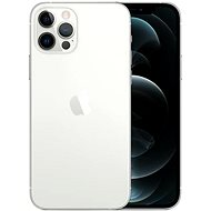 iPhone 12 Pro Max 128GB ezüst - Mobiltelefon