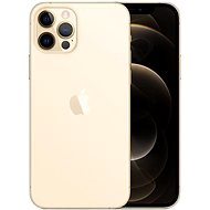 iPhone 12 Pro Max 128GB arany - Mobiltelefon