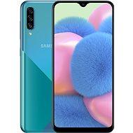 Samsung Galaxy A30s - zöld - Mobiltelefon