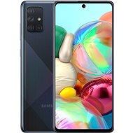 Samsung Galaxy A71 - fekete - Mobiltelefon