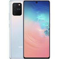 Samsung Galaxy S10 Lite - fehér - Mobiltelefon