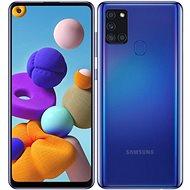 Samsung Galaxy A21s 32 GB kék - Mobiltelefon