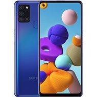 Samsung Galaxy A21s 128 GB kék - Mobiltelefon