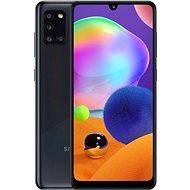 Samsung Galaxy A31 fekete - Mobiltelefon