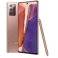 Samsung Galaxy Note 20 bronz - Mobiltelefon