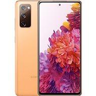 Samsung Galaxy S20 FE narancsszín - Mobiltelefon