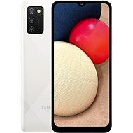 Samsung Galaxy A02s fehér - Mobiltelefon