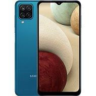 Samsung Galaxy A12 64GB kék - Mobiltelefon