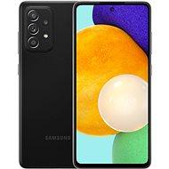 Samsung Galaxy A52 fekete - Mobiltelefon