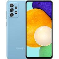 Samsung Galaxy A52 kék - Mobiltelefon
