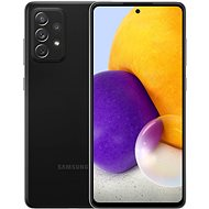 Samsung Galaxy A72 fekete - Mobiltelefon