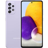 Samsung Galaxy A72 lila - Mobiltelefon