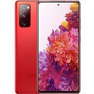 Samsung Galaxy S20 FE piros - Mobiltelefon