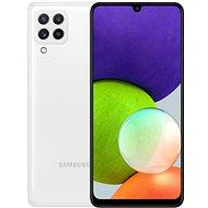 Samsung Galaxy A22 128 GB fehér - Mobiltelefon