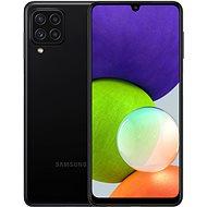 Samsung Galaxy A22 128 GB fekete - Mobiltelefon