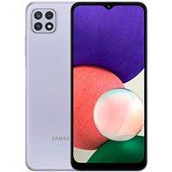 Samsung Galaxy A22 5G 128GB lila - Mobiltelefon