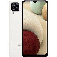 Samsung Galaxy A12 64 GB fehér - Mobiltelefon