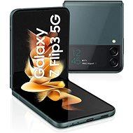 Samsung Galaxy Z Flip3 5G 128 GB zöld - Mobiltelefon