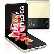 Samsung Galaxy Z Flip3 5G 128 GB sárga - Mobiltelefon