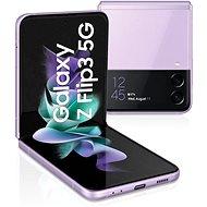 Samsung Galaxy Z Flip3 5G 256 GB lila - Mobiltelefon