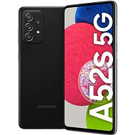 Samsung Galaxy A52s 5G fekete - Mobiltelefon