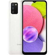 Samsung Galaxy A03s fehér - Mobiltelefon