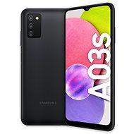 Samsung Galaxy A03s fekete - Mobiltelefon