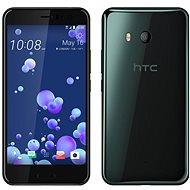HTC U11 Brilliant Black - Mobiltelefon