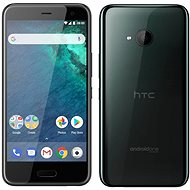 HTC U11 Life Brilliant Black - Mobiltelefon