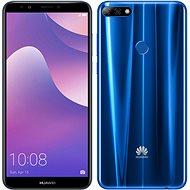 HUAWEI Y7 Prime (2018) kék - Mobiltelefon